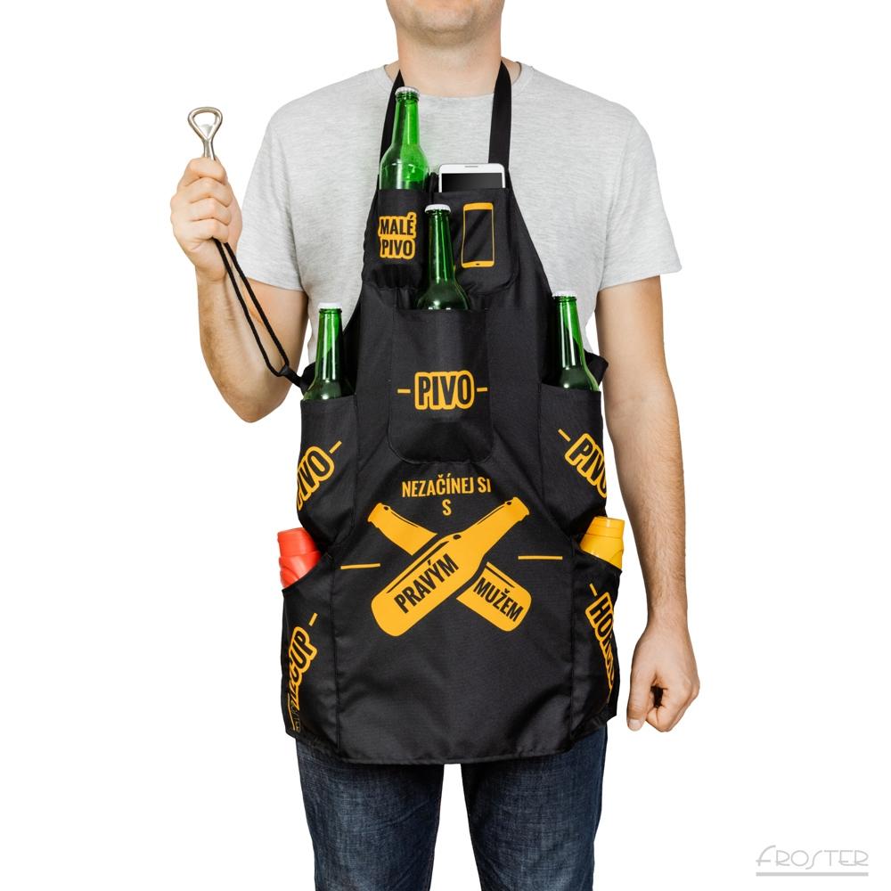 Fartuszek dla gotującego faceta (CZ)