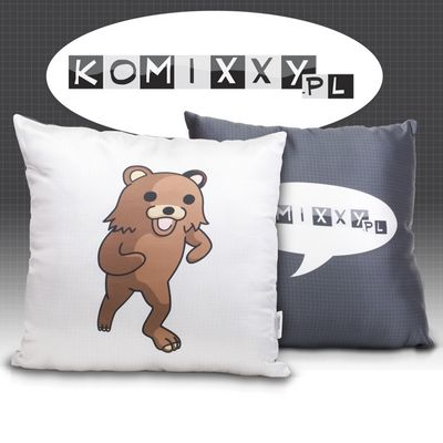 Pillow komixxowa<br>Pedobear