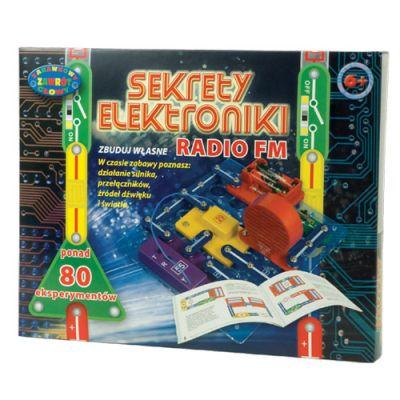 Sekrety elektroniki - radio FM