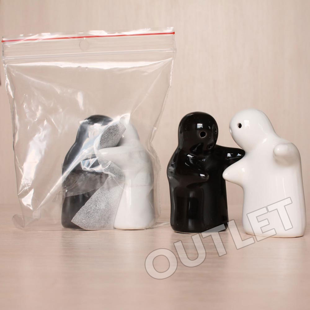 Hug salt and pepper shakers wholesale gadgets global - Salt and pepper hug ...