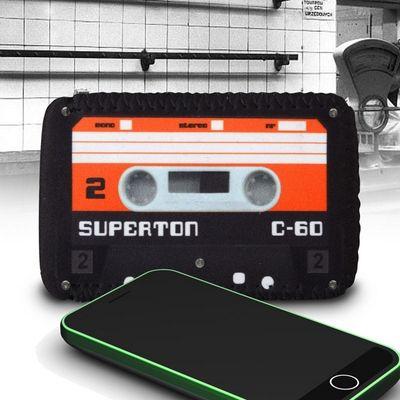Case Cassette - C60