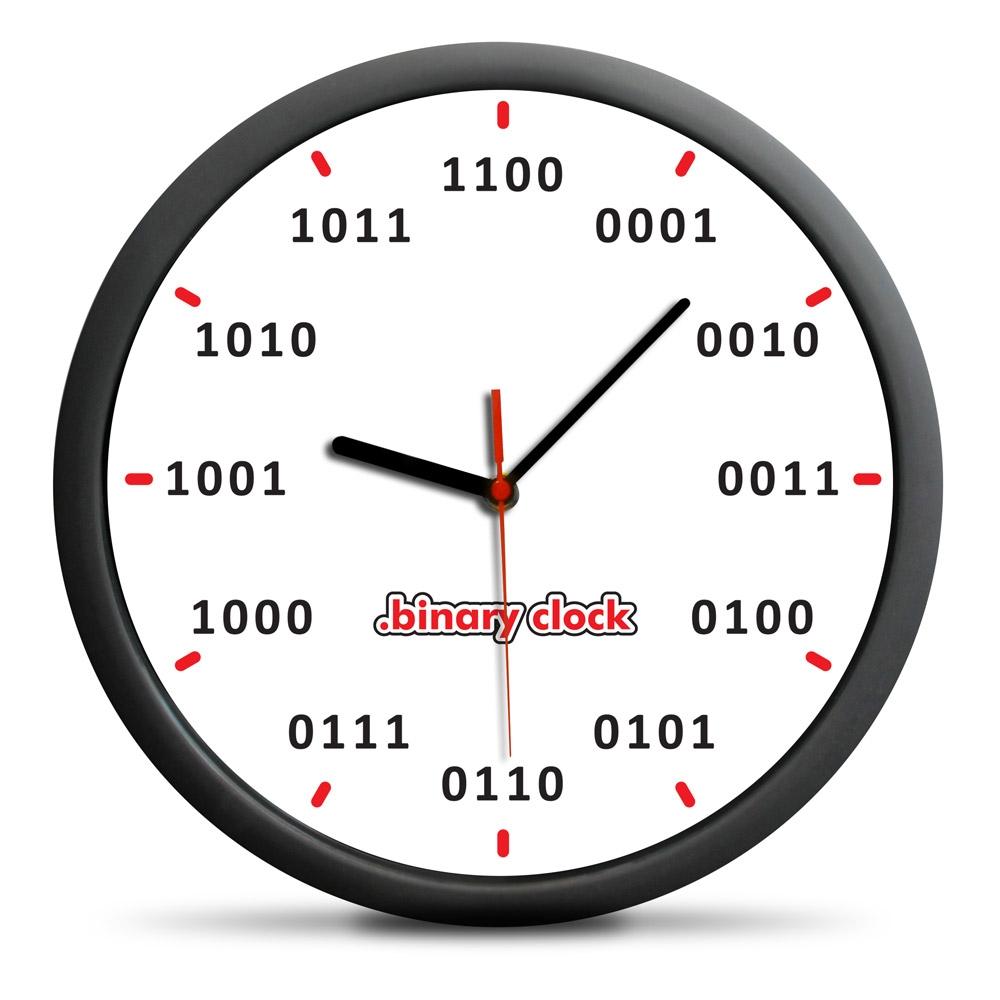 Zegar binarny