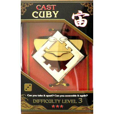Łamigłówka Cast Cuby - poziom 3/6