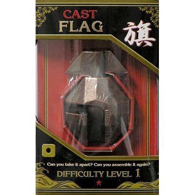 Łamigłówka Cast Flag - poziom 1/6