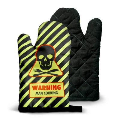 Dangerous glove<br>Cook (EN)