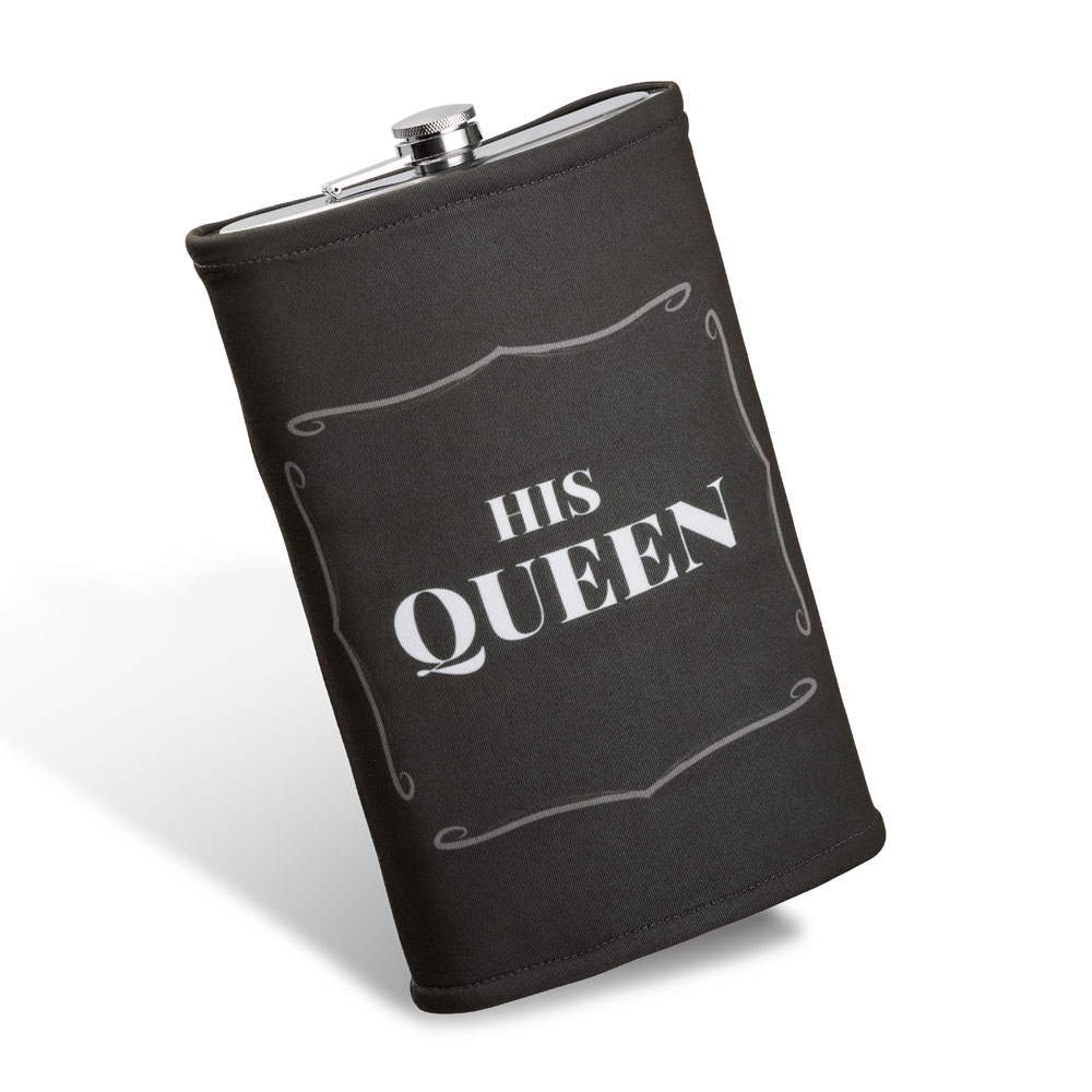 Gigantyczna Piersiówka - His Queen
