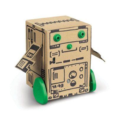 Robot pudełkowy