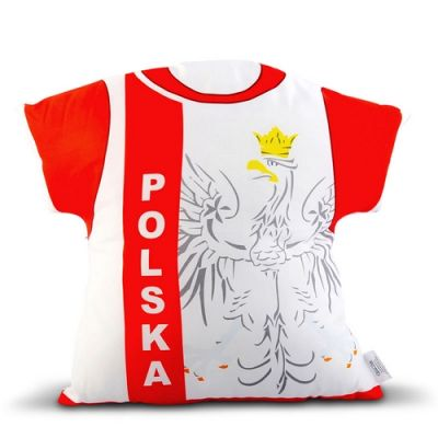 Pakiet Kibica - Poduszka + Flaga + Pokrowce