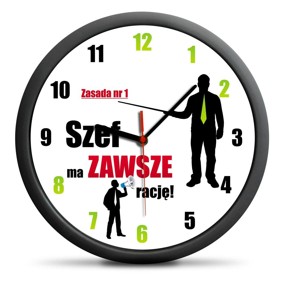 Zegar dla szefa