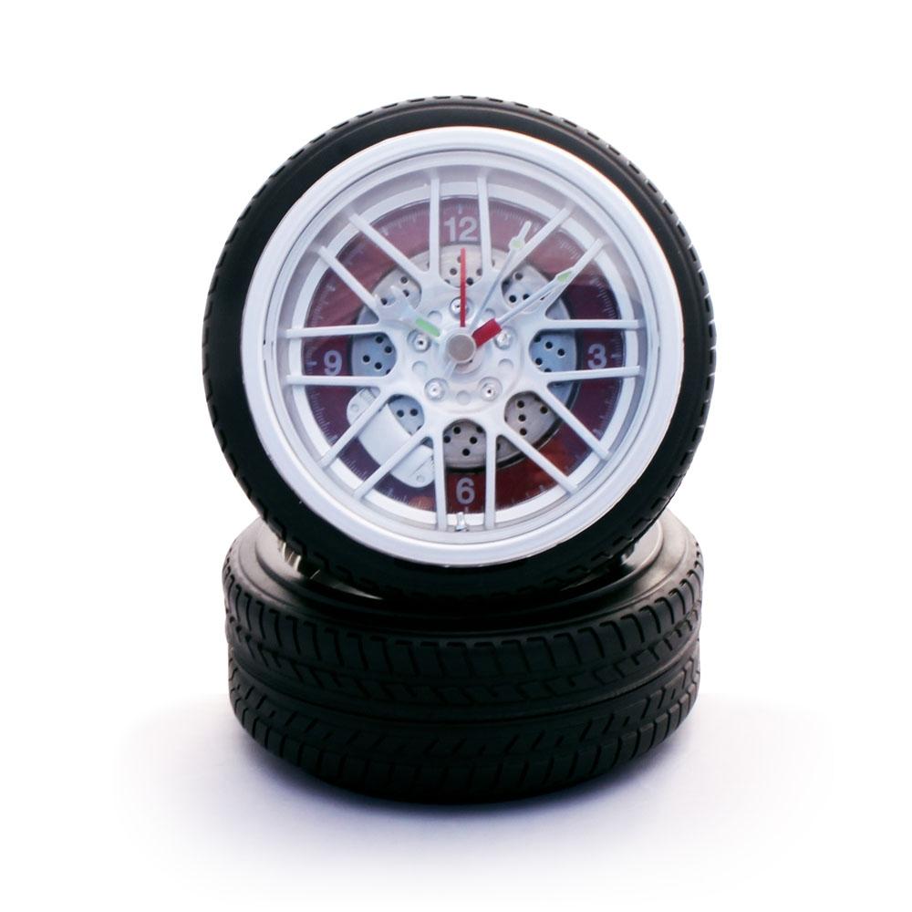 Rajdowy zegar - Czerwony