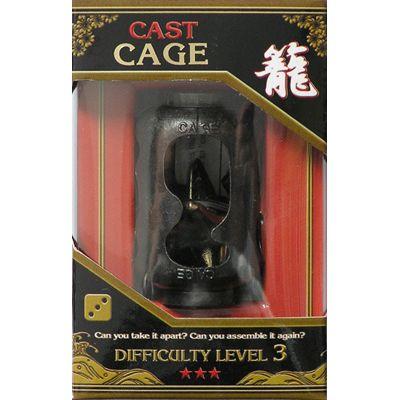Łamigłówka Cast Cage - poziom 3/6