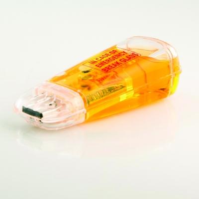 Pendrive drinker -<br>In Case of Emergency