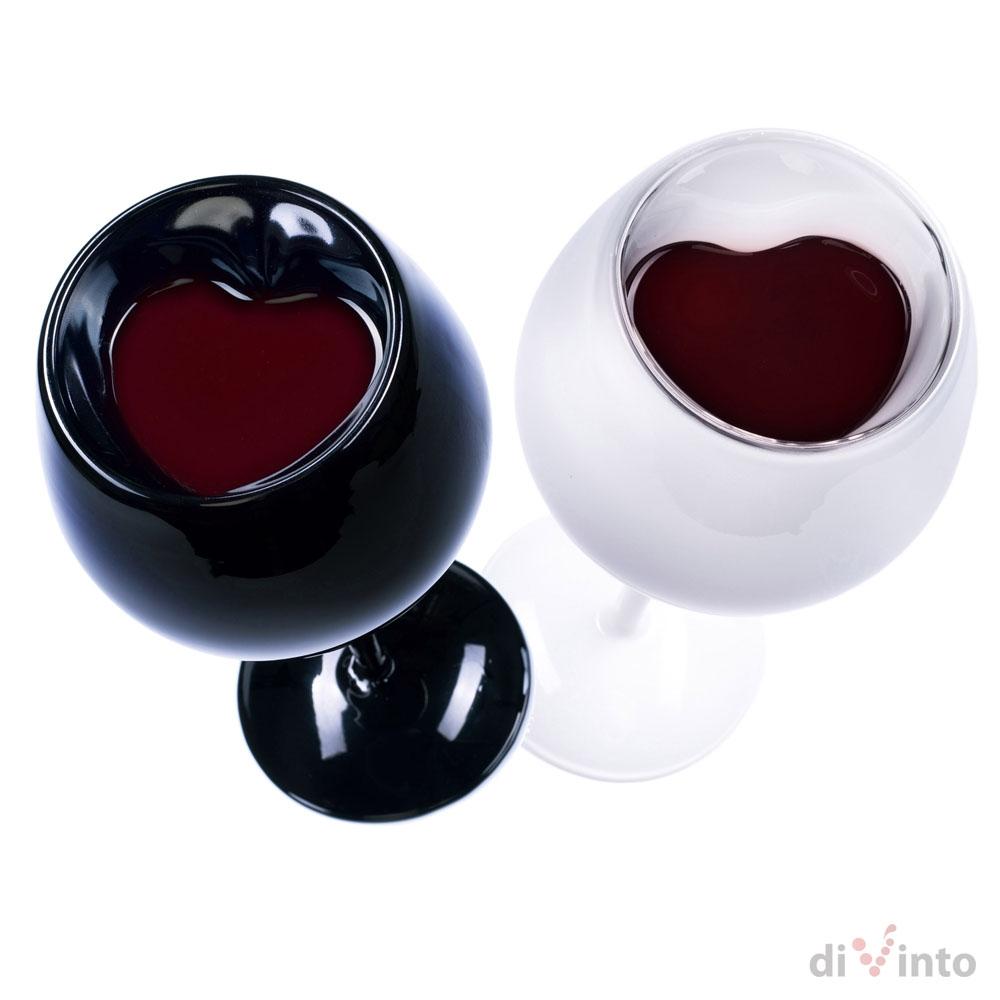 Zakochane Kieliszki Mr&Mrs diVinto