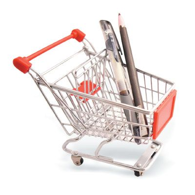 Mini Shopping trolley