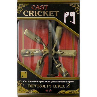 Łamigłówka Cast Cricket - poziom 2/6
