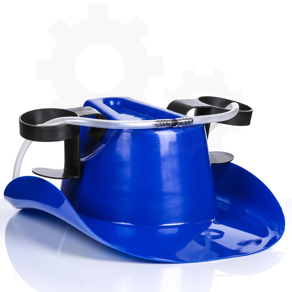 Fél kalap - Kék