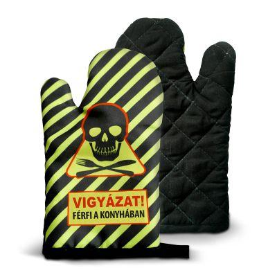 Rękawica Niebezpiecznego Kucharza (HU)