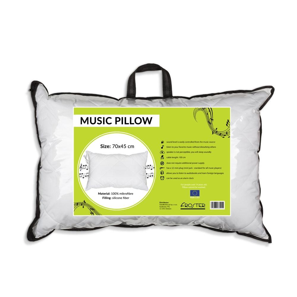 Music pillow big wholesale gadgets for Music speaker pillow