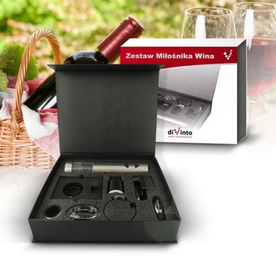 Set wine lover