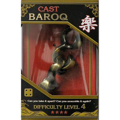 Łamigłówka Cast Baroq - poziom 4/6