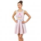 Nitly Muffin - Fartuszek Sukienka