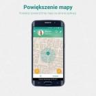 NotiOne - Lokalizator Bluetooth - Malinowy