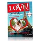 Photo frame LOVE (EN)
