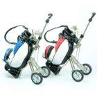 Wózek golfowy z długopisami