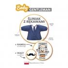 Baby Gentleman - Bryndáček s rukávy