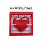 Love Emergency Frame - Zbij szybkę