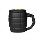 Grenade Mug 450 ml - Black