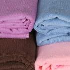 Ręczniko-Szlafrok - Różowy