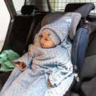 Baby Wrapi - Kocyk z rękawami