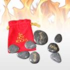 Gorące kamienie do masażu 12 szt (EN)