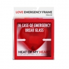 Love Emergency Frame - Zbij szybkę (EN)