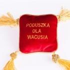 Poduszka dla Wacusia