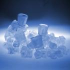Nietopniejące kieliszki lodowe