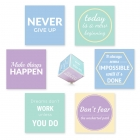 Motivation Cube - Kostka Motywacyjna (EN)