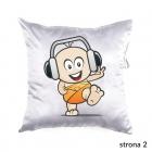 Baby Audio Poduszka - Nie przyzwyczajaj się