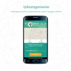 Lokalizator NotiOne Play - Limonkowy