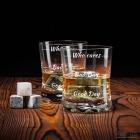Zestaw Miłośnika Whisky Froster - Who cares