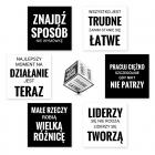 Motivation Cube - Kostka Motywacyjna (PL)