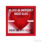 Love Emergency Frame - Zbij szybkę (EN)