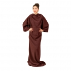 Blanket dressing gown - Chocolate