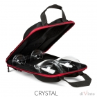 Case with wine glasses diVinto - Crystal