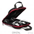 Etui z kieliszkami diVinto - Crystal