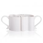 Love mugs - White