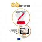 Baby Miss - Body - Rozmiar 86