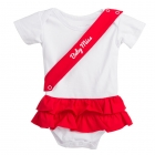 Baby Miss - Bodysuit - Size 86