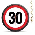 Zegar urodzinowy 30 - Przekrocz limit